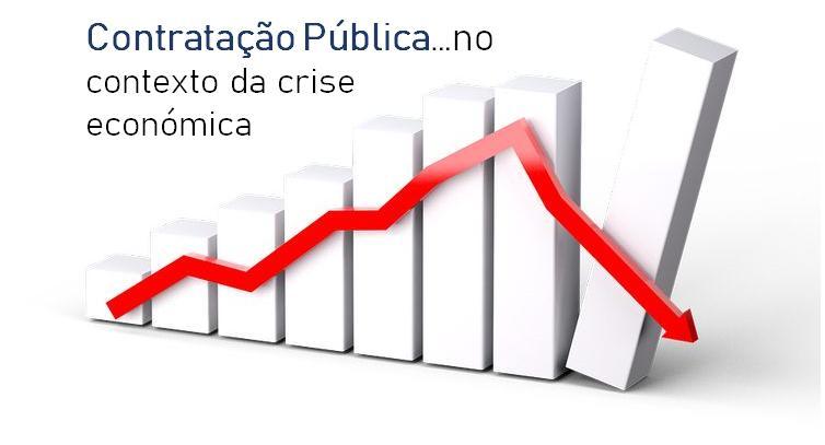 contratação pública, crise económica